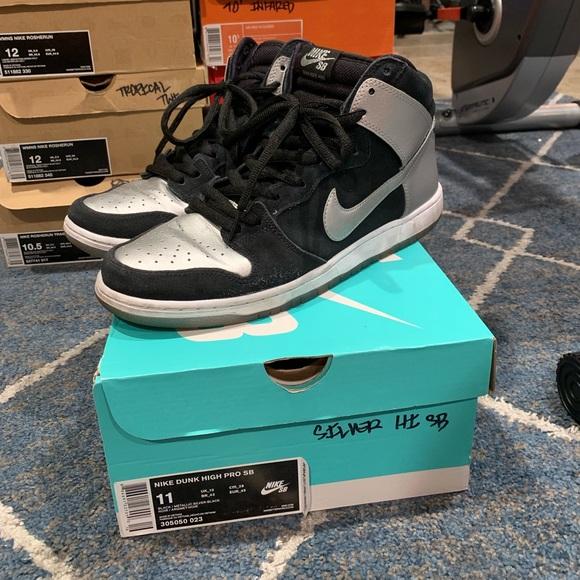 innovative design 4cd33 f51e3 Nike dunk SB HI Tin Man sz. 11